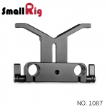 SMALLRIG® Long Lens Support with Dual 15mm Rod Clamp 1087
