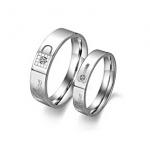 แหวนคู่ แหวนคู่รัก แหวนหมั้น ของขวัญ สำหรับคนรัก