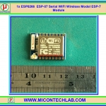 1x ESP8266 ESP-07 Serial WIFI Transceiver Wireless Model ESP-7 Module