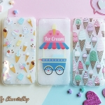 เคสไอโฟน 7/8 เคสไอโฟน เคสไอโฟน7 เคสไอโฟน8 Iphone8 iphone7 iphone case Soft Ice Cream Mania IP005