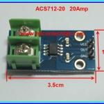 1x ACS712-20 Current sensor ACS712 20 Amp Screw Terminal module