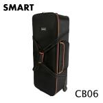 SMART CB06 Hard trolley bag for x3 mini studio flash