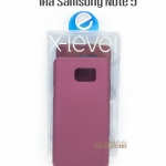 Case Samsung Note 5 สี มังคุด ยี่ห้อ X-LEVEL Guardian series