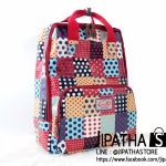 กระเป๋าเป้ + โน๊ตบุ๊ค