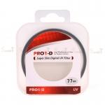 JYC Pro 1 D Super Slim UV fiter 77mm