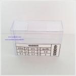 กล่องสบู่ผืนผ้า 4.1 x 5.7 x 2 cm