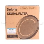 Selens CPL filter 62mm