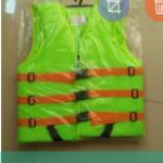เสื้อชูชีพ ดำน้ำ ว่ายน้ำผู้ใหญ่ พร้อมนกหวีด เบอร์ 5