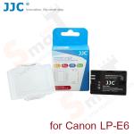 Battery JJC for Canon LP-E6 60D,70D,6D,7D,5Dii,5Diii