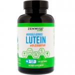 Zenwise Health, Marigold-Derived Lutein with Zeaxanthin, 20 mg, 120 Softgels