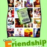 Quotes for Friendship & Encouragement คำคม ฉบับมิตรภาพและกำลังใจ categories: หนังสือ sub categories: หมวดหนังสือภาษาศาสตร์ code(ISBN): 9789749383261 ขนาด: 10.5x14 ปก: ปกอ่อน พิมพ์: 4 สี จำนวน(หน้า): 160 หน้า ผู้เขียน: กองบรรณาธิการ รวมคำคมภาษาอังกฤษและภาษ