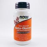 Now Foods, Beta-Glucans, with ImmunEnhancer, Xtra Strength, 250 mg, 60 Veggie Caps