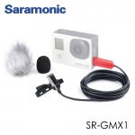 Saramonic SR-GMX1 Platinum Lavalier Clip-on Microphone for GoPro