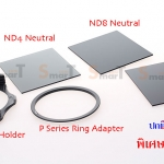 P Series ND set 2 (ND4 + ND8 + ND16 + Holder + Ring)