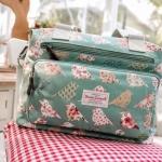 กระเป๋าถือ + สะพาย ใบใหญ่ เนื้อด้าน