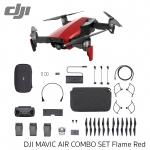 DJI MAVIC AIR COMBO SET (Flame Red)