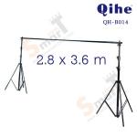 Qihe QH-B014 Background Stand Set 2.8*3.6m