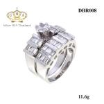 แหวนคู่เงินแท้ เกรดดี น้ำใส,แหวนคู่,แหวนแต่งงาน,แหวนหมั่น,แหวน,แหวนเพชร,แหวนเพชรราคาถูก,แหวนเพชรผู้ชาย,แหวนเพชรผู้หญิง,แหวนเงิน,แหวนทองคำขาว