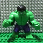 Hulk - Dark Purple Pants
