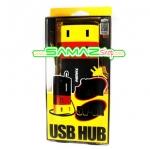 สินค้าใหม่ !! ราคาโดนๆ Remax USB Hub Adapter ของแท้ 100% สำหรับชาร์จ มือถือ Samrtphone tablet power bank เสียบไฟบ้านได้เลย สะดวกสุดๆ มี 4 ช่องสำหรับชาร์จ ชาร์จเร็วทันใจ