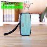 ราคาพิเศษ REMAX ลำโพง ไร้สาย บลูทูธ wireless Bluetooth Speaker รุ่น RM-M1 Sushi เสียงดี เบา ขนาดเล็ก พกพาง่าย