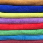 ขายส่ง ผ้าเช็ดตัวนาโน หนา สีพื้น (คละสี) ขนาด 70*145 cm ส่ง 48 บาท