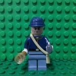 Captain Cavalry Soldier
