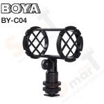 BOYA BY C04 Professional Shock Mount