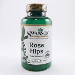 Swanson Premium, Rose Hips, 500 mg 120 Capsules