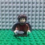 Frodo Baggins Dark Gray Cape