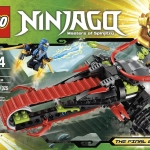 Lego Ninjago 70501 : Warrior Bike