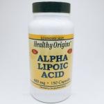 Healthy Origins, Alpha Lipoic Acid, 600 mg, 150 Capsules