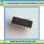 1x SN754410 DC Motor Driver SN754410NE 4.5-36Vdc IC Chip