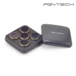 PGYTECH DJI Mavic Pro Lens Filter 5pcs/Set Lens Filters G-UV ND4 ND8 ND16 CPL HD