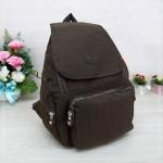 กระเป๋าเป้ Lingkub สีน้ำตาล