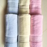 ขายส่ง ชุดเซท-C6 ผ้าเช็ดตัว 400g.+ผ้าเช็ดผม 100g. Cotton 100% ส่ง 180 บาท