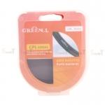 Green L CPL filter 72mm