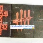 ชุดRobert Hunters ผลงานของ (Chris Carter) นักฆ่ากางเขนคู่,มือเพชฌฆาต,คืนเพชฌฆาต