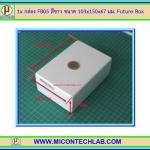 1x กล่องเอนกประสงค์ FB05 สีขาว ขนาด 103x150x67 mm Future Box