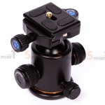 Professional SLR camera ball head 12 Kg.