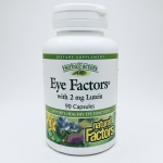 Natural Factors, Eye Factors with 2 mg Lutein, 90 Capsules