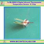 1x MLX90614 Digital Infrared Thermometer Temperature Sensor IC Chip