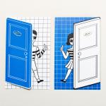 OPEN DOOR CARD