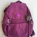 กระเป๋าเป้ Lingkub สีเลือดหมู