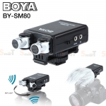 Microphone BOYA Stereo Microphone BY-SM80