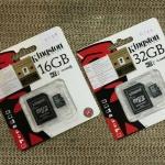 SD Card Kingston Class 10