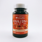Puritan's Pride, RNA/DNA 100 mg/100 mg, 100 Tablets