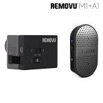 REMOVU M1+A1 Bluetooth Microphone for GoPro Hero 3/3+/ 4
