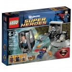 LEGO Super Heroes 76009 : Superman Black Zero Escape