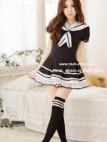 ชุดนักเรียนแฟนซีการ์ตูนญี่ปุ่นน่ารักฝุด